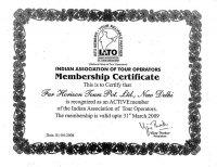 Indian Association of Tour Operators 2009