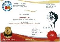 Kerala Small & Medium Business Owners Association2015