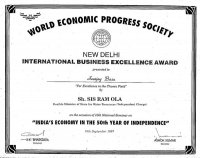 World Economic Progress Society 1997