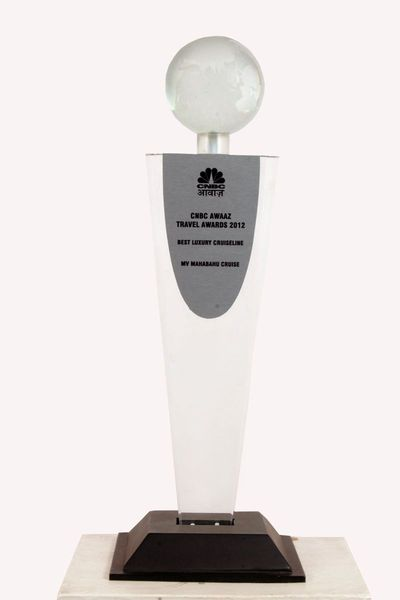 CNBC Travel Award 2012