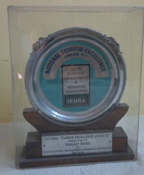 National Tourism Excellence Award 1997