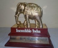 National Tourism Award 2002