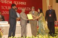 National Tourism Award 2011-12