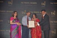 Taj Travel Awards 2014